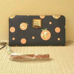 Orange Bird Wallet by Dooney & Bourke